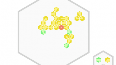 More Hexagons