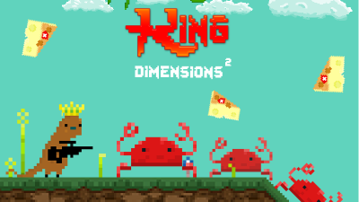 Martin Otter King : 2 dimensions